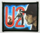 U2 - 'Collage' Printed Patch